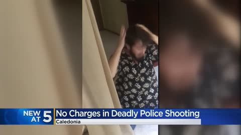 Caledonia police officer will not face charges in shooting death...